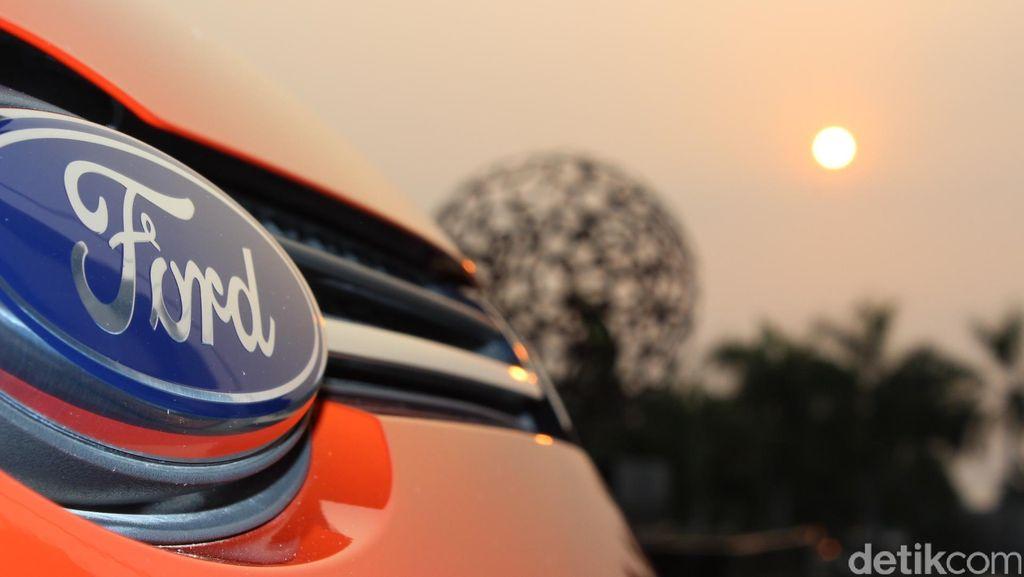 Konsumen Apresiasi Ford Bakal Tunjuk Pihak Ketiga