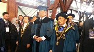 SBY Terima Gelar Honoris Causa dari ITB