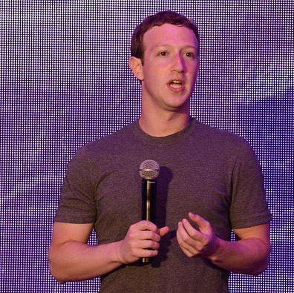 Facebook Krisis, Duit Zuckerberg Lenyap Rp 123 Triliun