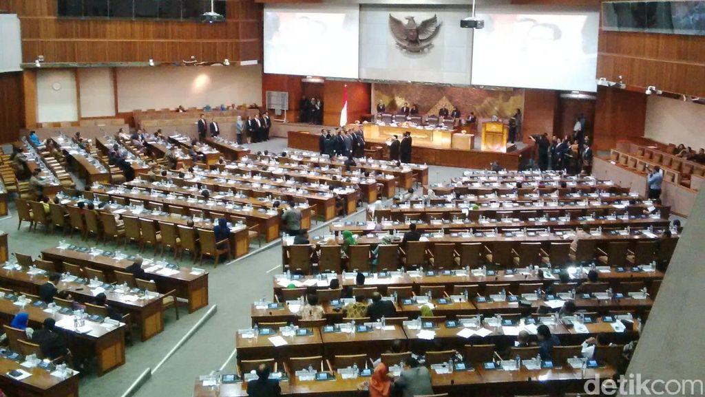 DPR Akan Sahkan Prolegnas 2016, Salah Satunya RUU Tax Amnesty