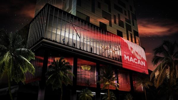 Tantangan Aaron Seeto Jadi Direktur Museum MACAN