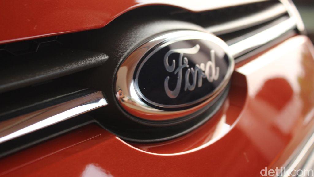 Pesan Berantai dari Ford: Takkan Tutup Sebelum Tunjuk Pihak Ketiga
