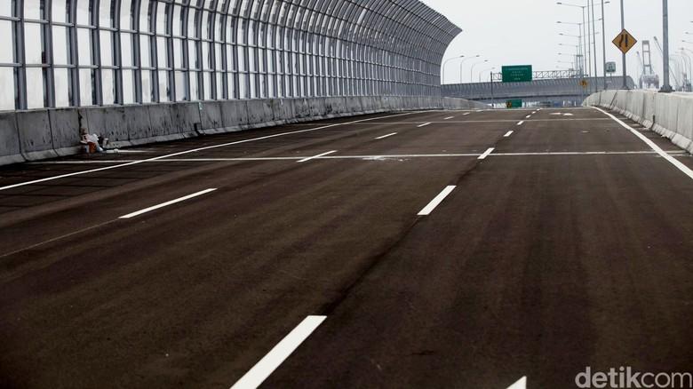 Pembangunan Tol Akses Tanjung Priok