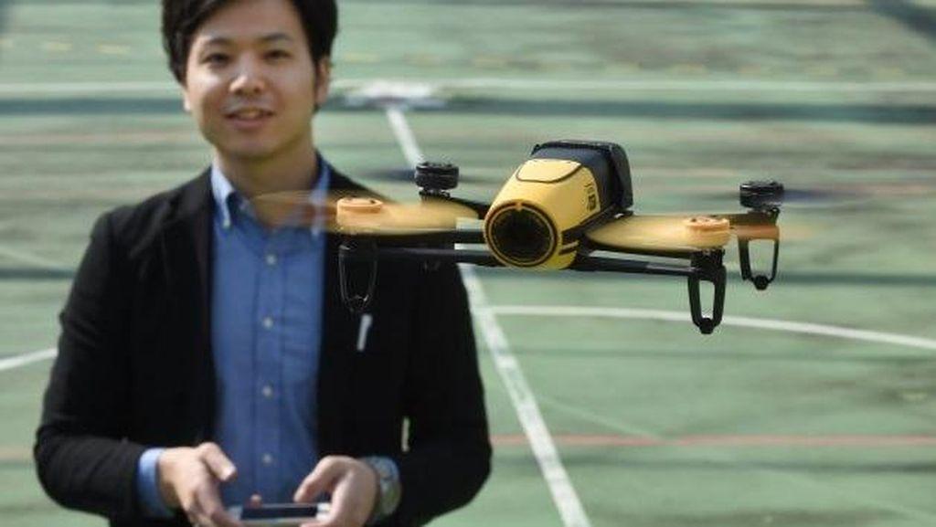 Samsung Rancang Drone Canggih, Bisa Diperintah Mata
