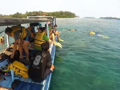 Stop Lihat Layar Ponsel, Saatnya Nikmati Bawah Laut Indonesia