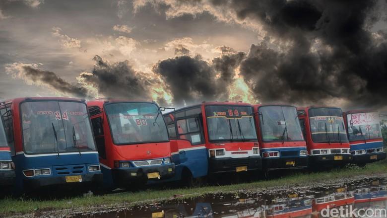 Bukan Cuma Metromini, Bus Butut Lain Juga Bakal Diremajakan