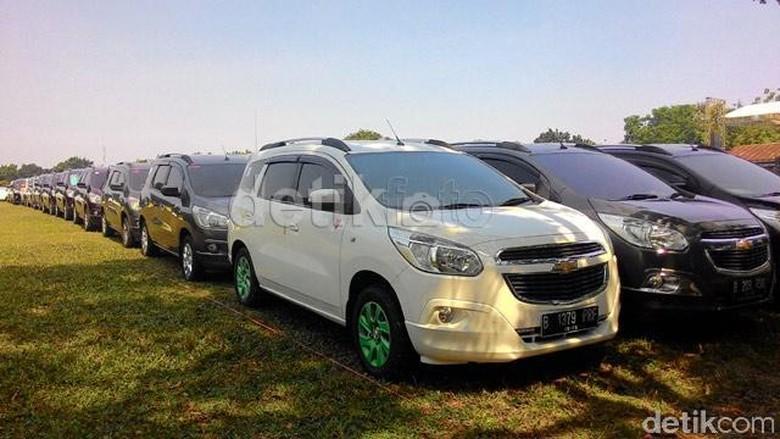 Chevrolet Kapok Main Mobil MPV di Indonesia