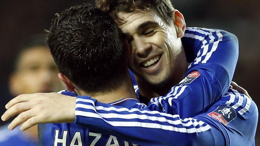 Chelsea Gilas MK Dons 5-1