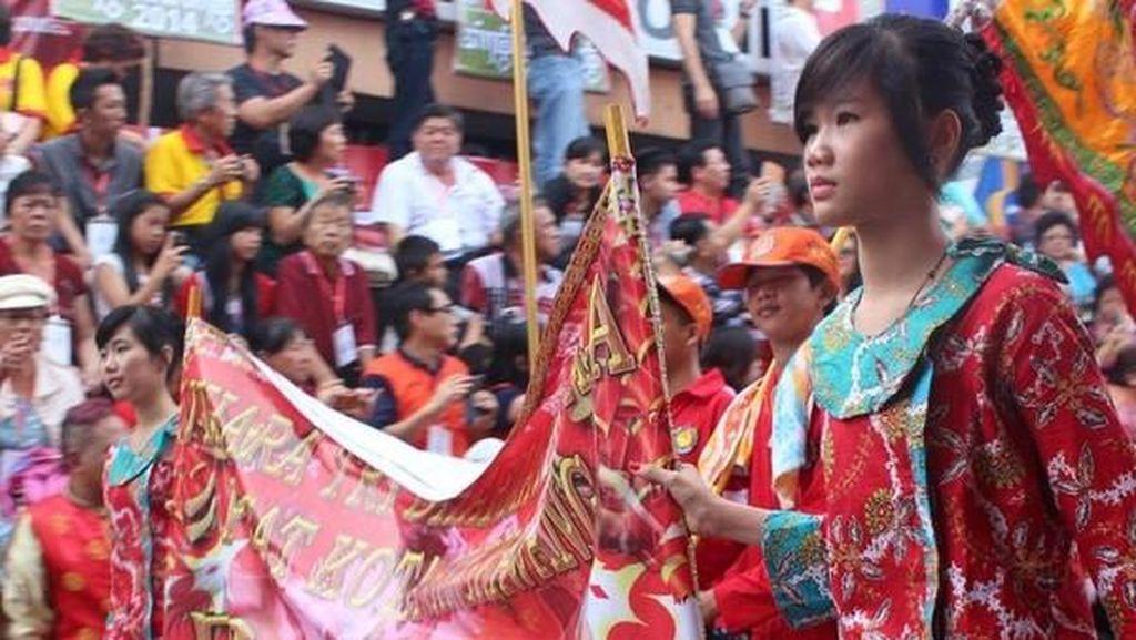 Jelang Imlek, Siap-siap Nonton Festival Debus Cap Go Meh di Singkawang