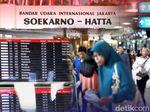 Asap di Bandara Soekarno-Hatta Tak Ganggu Aktivitas Bandara