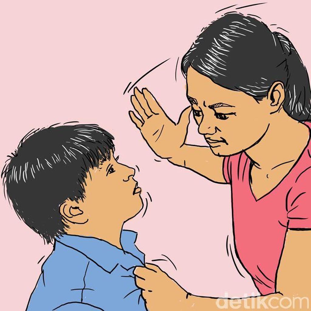 Ini Alasan Ibu di Subang Tega Siksa Anak Tirinya