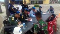 Bikers Berjaket TNI Terjaring Operasi Waspada Wira Pecut di Jl Raya Bogor