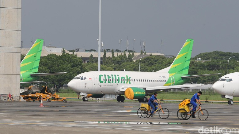 Penerbangan Delay dan Batal, Citilink Beri Penumpang 3 Alternatif
