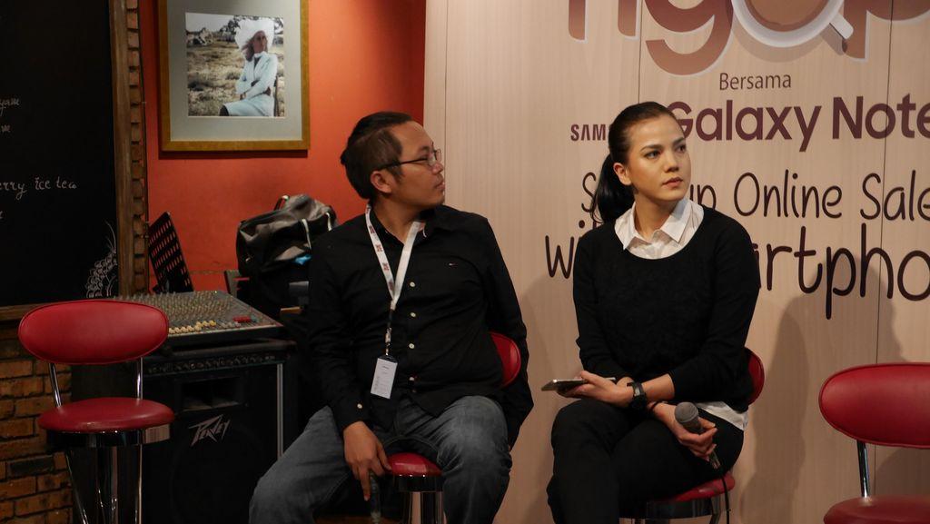 Kisah Alice Norin Sukses Bisnis Online Berkat Medsos