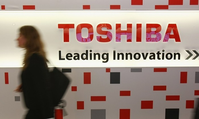 Toshiba. Foto: Getty Images