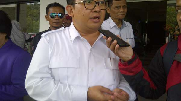 Ada Anggota DPR Tersangka baru Kasus DWP, Fadli: Semoga Nggak Nambah Lagi