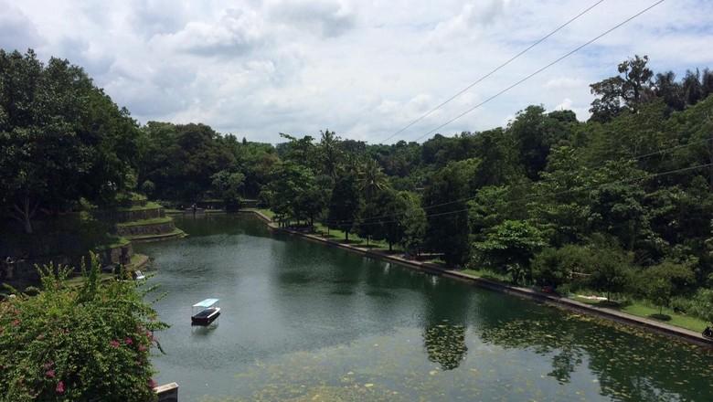 Taman Narmada (Rina/detikTravel)