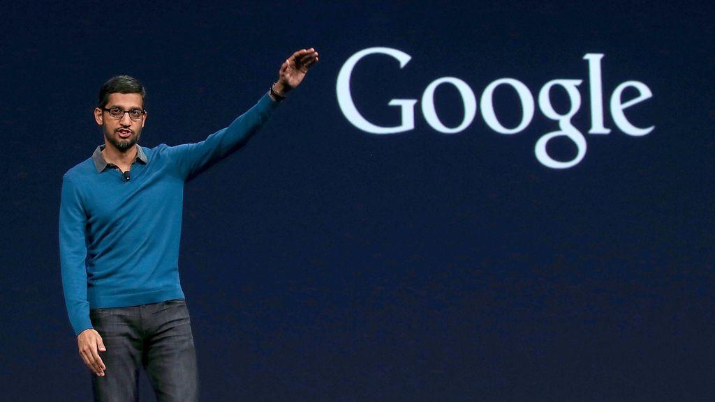 Google Kecam Trump, Ratusan Karyawan Diminta Cepat Balik AS