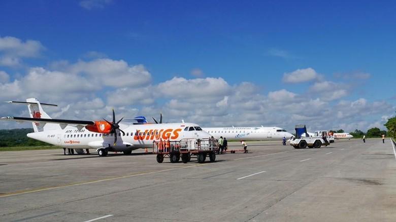 Temui Jonan, Gubernur Maluku Curhat Soal Runway Bandara