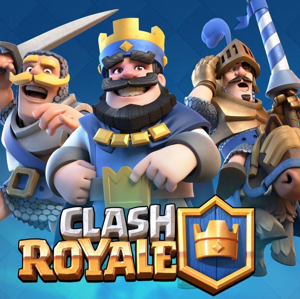 Liga Clash Royale Digelar, Hadiahnya Rp 13 Miliar