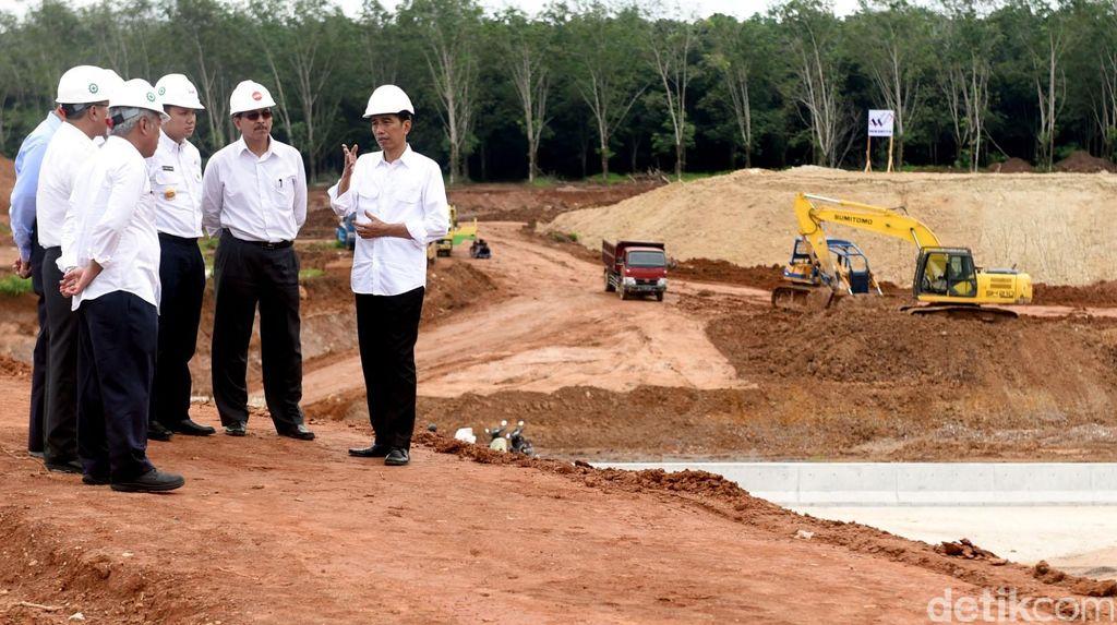 Begini Cara Jokowi Kebut Proyek Tol Trans Jawa
