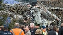 Kesalahan Pengawas dalam Tabrakan Kereta Jerman Dibantah