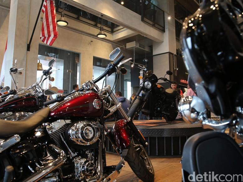 Harley-Davidson Siapkan 50 Motor Baru Hingga 2020