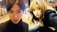 Manajemen Bantah Kabar Suzy dan Lee Min Ho Putus