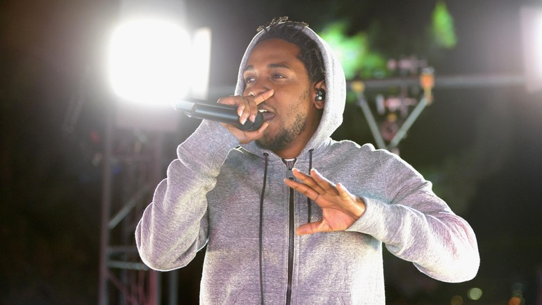 Kendrick Lamar Makin Berjaya di Album Damn