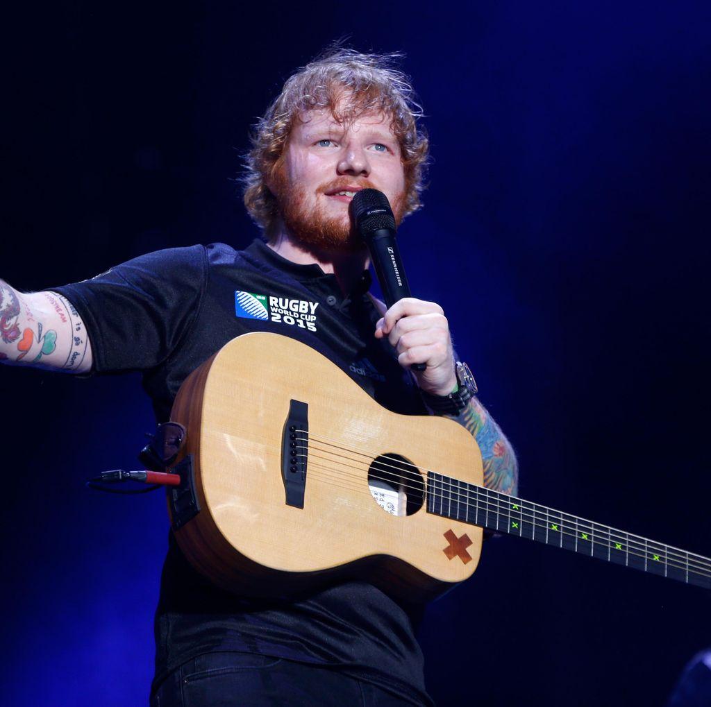 Ed Sheeran Gandeng Anne-Marie Jadi Opening Act Tur Inggris