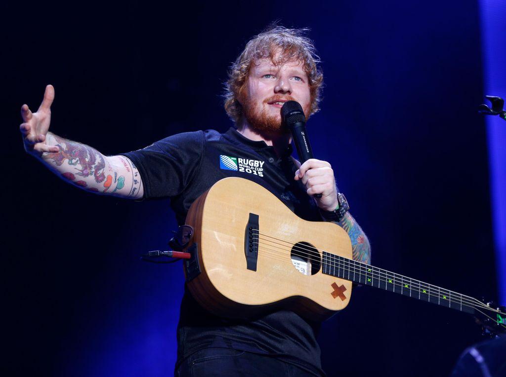 Ed Sheeran Alami Kecelakaan, Jadwal Konser Mungkin Saja Batal