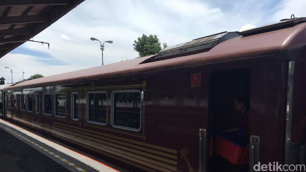 Tarif Kereta Ekonomi Antar Kota Turun Mulai 1 Juli