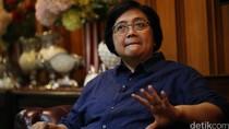 Menteri Siti: Riau, Kalbar dan Kalteng Siaga Darurat Kebakaran Hutan