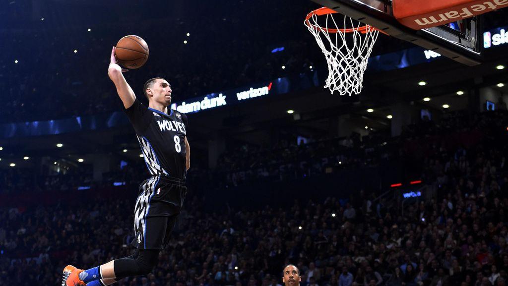 Intel Dorong Revolusi Digital di NBA All-Star Game