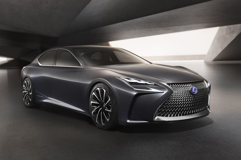 Lexus Siap Luncurkan Konsep Baru