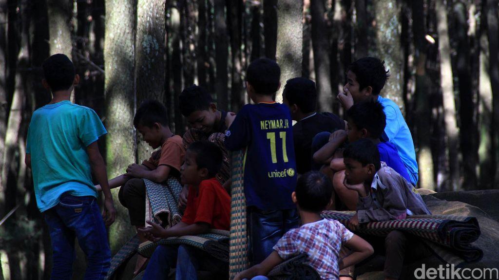 Mengunjungi Gunung Pancar Bogor