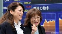 Yen Melemah, Bursa Saham Jepang Melesat 7%