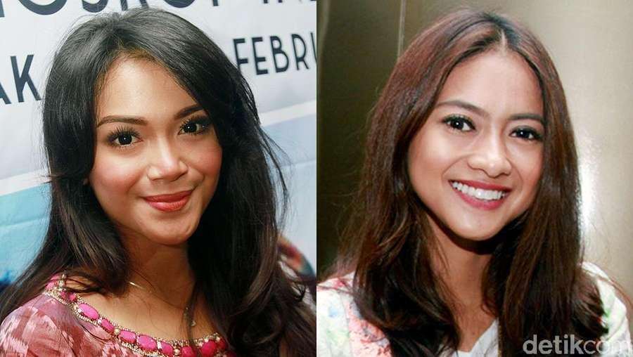 Sheza Idris dan Rini Yulianti, Siapa Lebih Manis?