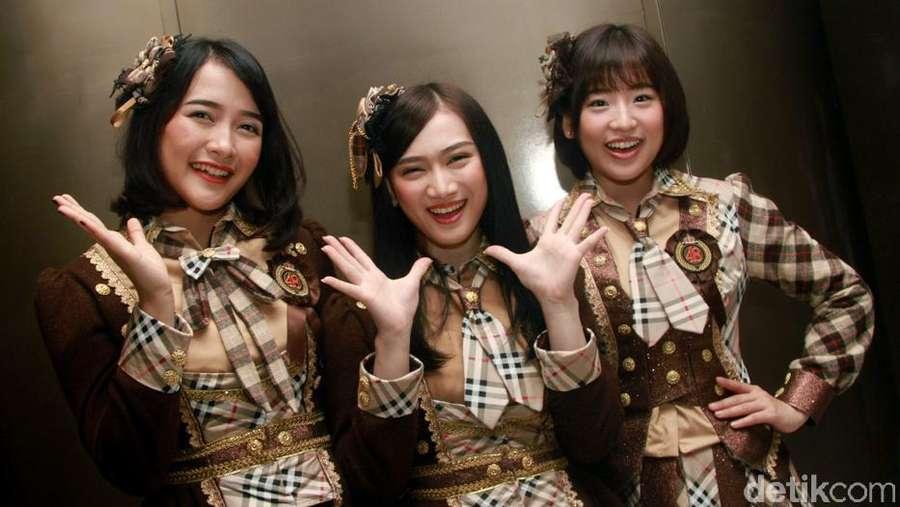 Cerianya Melody, Haruka dan Kinal JKT48