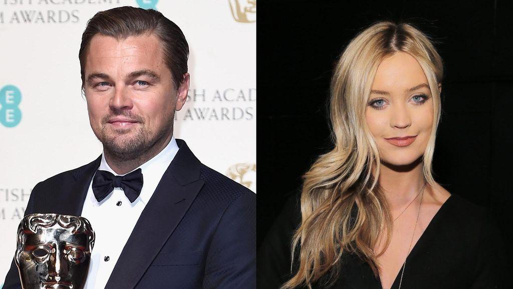 Presenter Cantik Ini Habiskan Malam dengan Leonardo DiCaprio Usai BAFTA