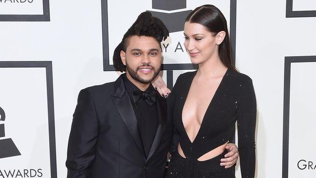 The Weeknd dan Bella Hadid
