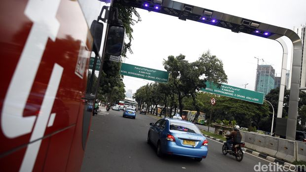 Ujicoba ERP di Jakarta