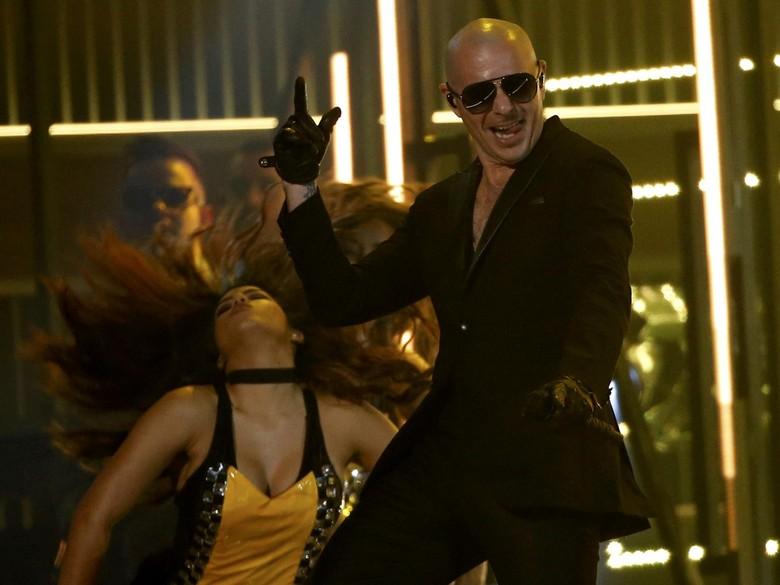 Pitbull Konser di Jakarta 14 Mei, Ini Harga Tiketnya