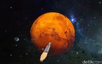 Peneliti Sebut Kentang Akan Bisa Ditanam di Planet Mars