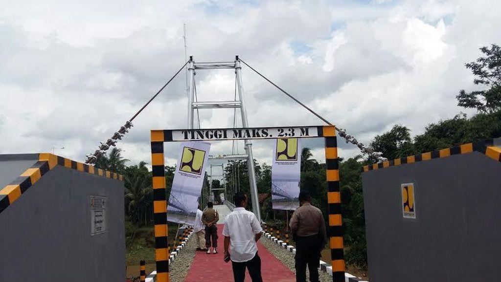 Di Depan Puan, Rano Karno Minta 378 Jembatan Baru di Banten