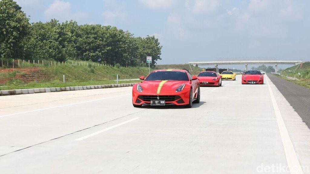 Benarkah Banyak Pemilik Ferrari Tunggak Pajak?