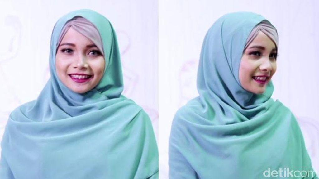 Tutorial Hijab Syari Ala Risty Tagor