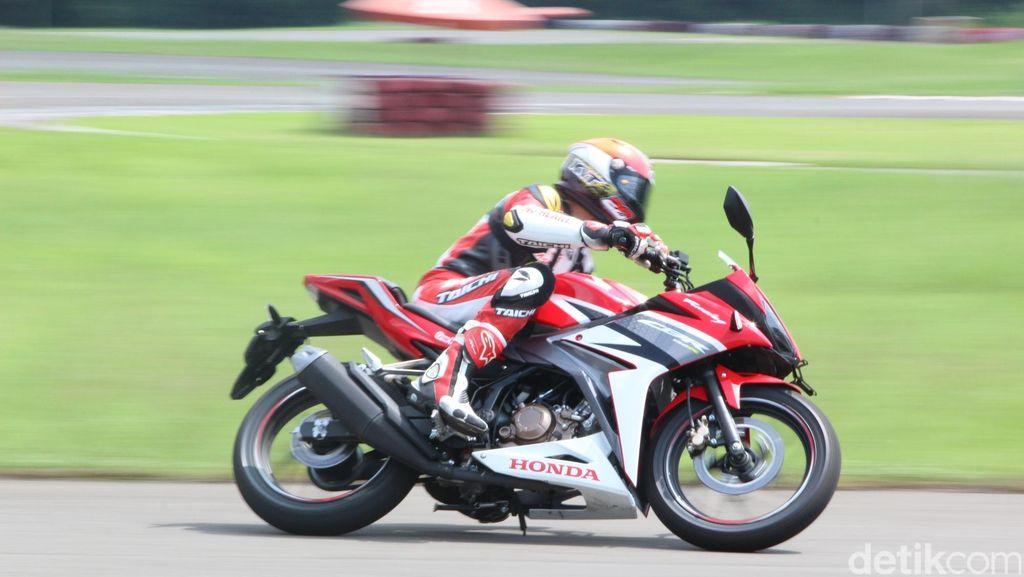 Ini Kata Pebalap Soal Honda CBR150R