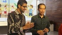 Google Diminta Bantu Indonesia Jadi Pusat Ekonomi Digital