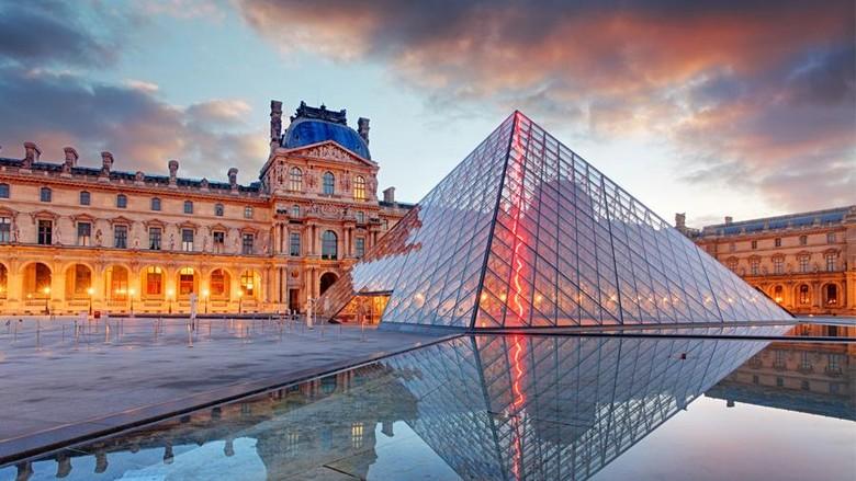Foto: Museum Louvre di Paris, Prancis (Thinkstock)